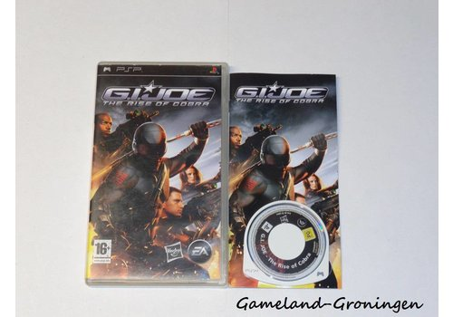 G.I. Joe The Rise of Cobra (Compleet)