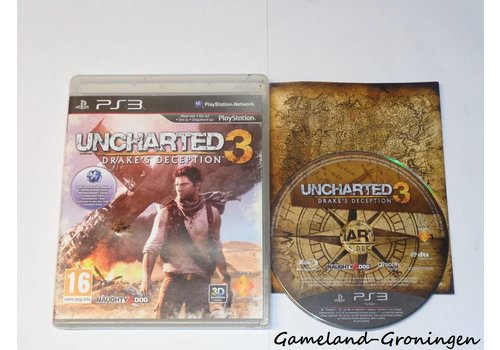 Uncharted 3 Drake's Deception (Complete)