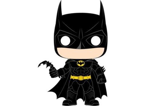 DC Comics POP! Vinyl Figure Batman 80th - 1989 Movie Batman 9 cm