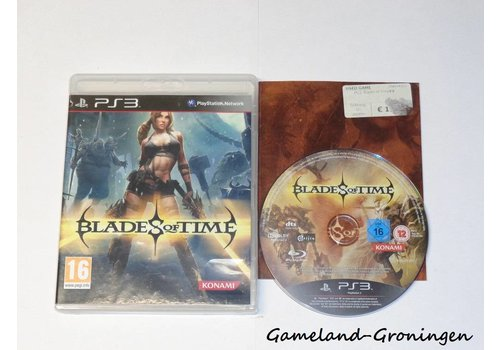 Blades of Time (Compleet)