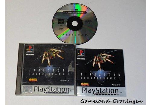 Firestorm Thunderhawk 2 (Compleet, Platinum)