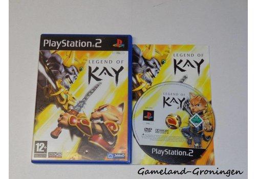 Legend of Kay (Compleet)