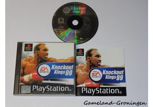 Knockout Kings 99 (Complete)