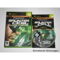 Tom Clancy's Splinter Cell Chaos Theory (Compleet)
