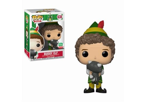 Elf POP! - Buddy with Raccoon LE
