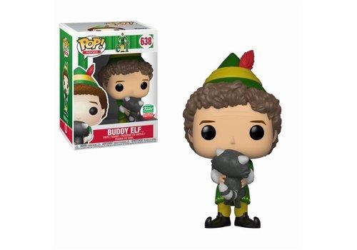 Elf POP! Vinyl Figure Buddy with Raccoon LE 9 cm