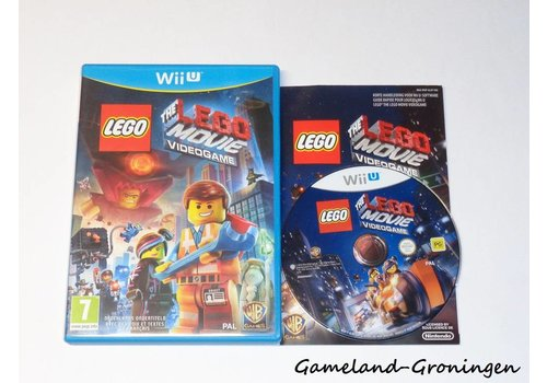Lego Movie the Video Game (Complete, FAH)