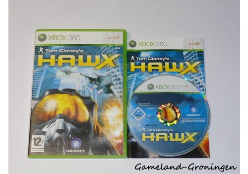 Tom Clancy's H.A.W.X. (Complete)