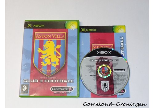 Club Football Aston Villa (Complete)