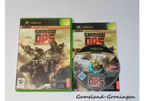 Shadow Ops Red Mercury (Compleet)