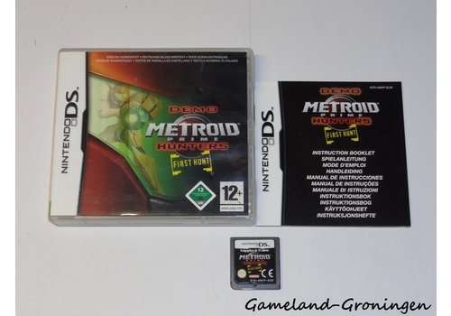 Metroid Prime Hunters First Hunt Demo (Compleet)