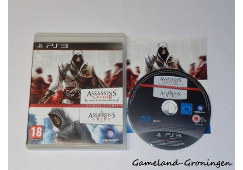 Assassin's Creed II GOTY + Assassin's Creed (Compleet)