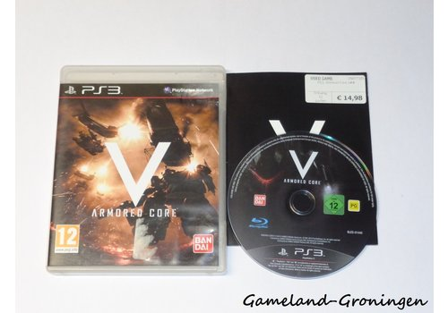 Armored Core V (Compleet)