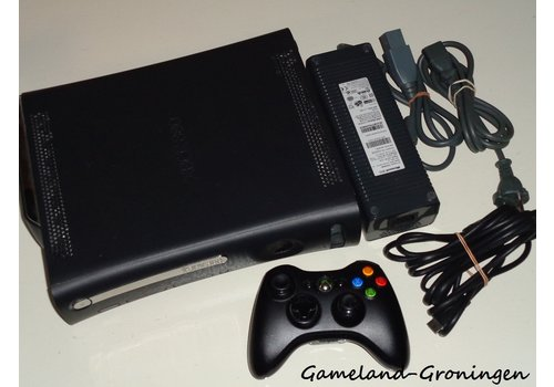 Xbox 360 Elite 120GB  with Controller & Wiring