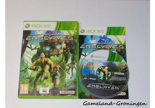 Enslaved Odyssey to the West (Compleet)
