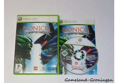 Bionicle Heroes (Complete)
