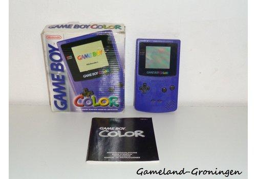 Gameboy Color (Compleet, Paars)
