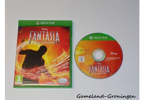 Disney Fantasia Music Evolved (Compleet)
