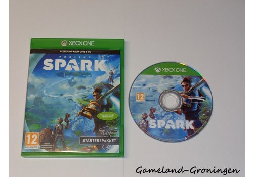 Project Spark (Compleet)