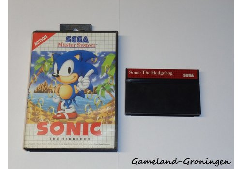 Sonic the Hedgehog (Boxed)
