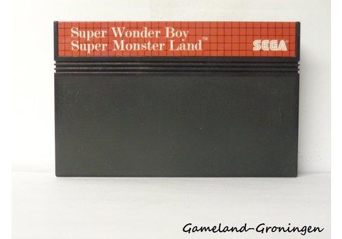 Super Wonder Boy Super Monster Land