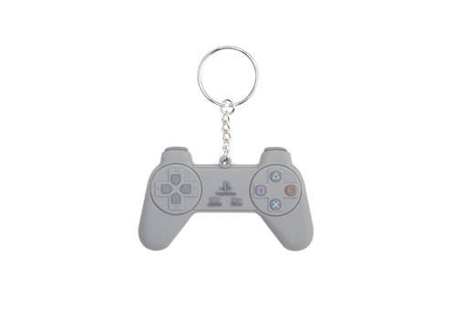 PlayStation - Controller Rubber Keychain