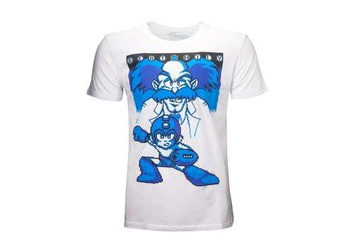 Mega Man - Beat Wily T-Shirt