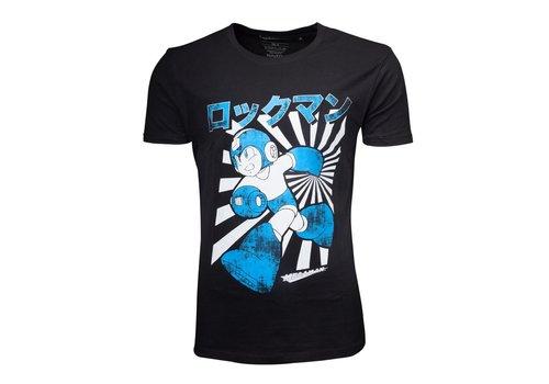Mega Man - Running T-Shirt