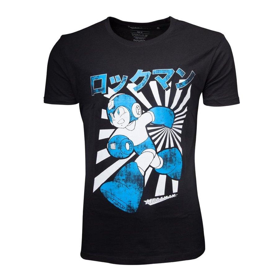 Mega Man - Running T-Shirt (New)