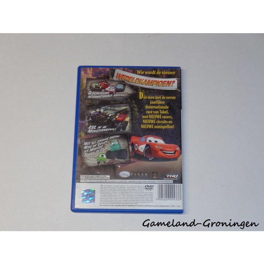 Disney's Cars de Internationale Race van Takel (Compleet)