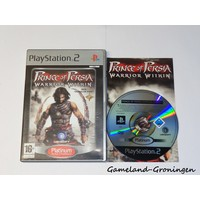 Prince of Persia Warrior Within (Compleet, Platinum)