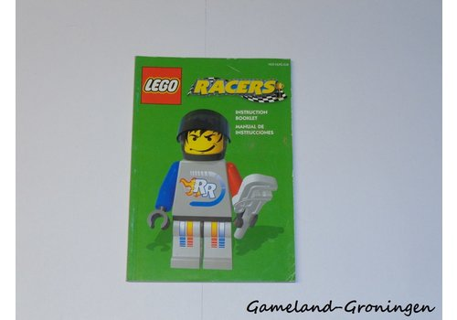 Lego Racers (Manual, EUR)