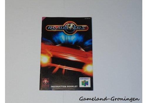 Roadsters (Handleiding, EUR)