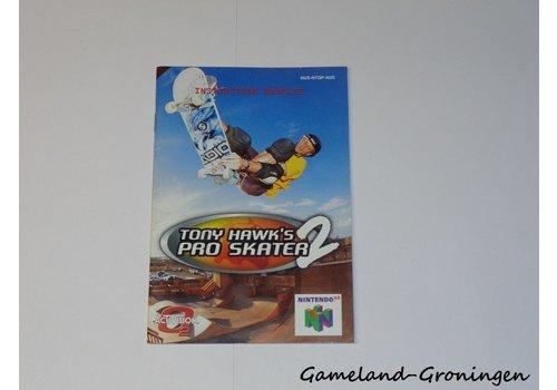 Tony Hawk's Pro Skater 2 (Manual, AUS)