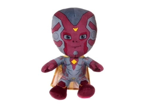 Marvel Superhero - Vision Plush 30 cm