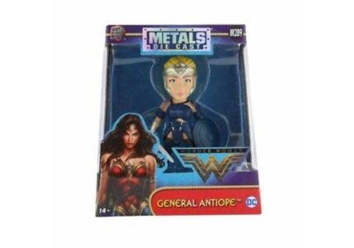 DC Comics Wonder Woman - General Antiope Metals Die-Cast Figure 16 cm