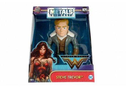 DC Comics Wonder Woman - Steve Trevor Metals Die-Cast Figure 16 cm