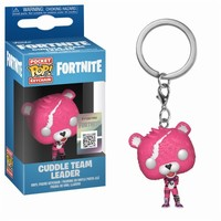 Fortnite Pocket POP Keychain Cuddle Team Leader 5 cm (New)