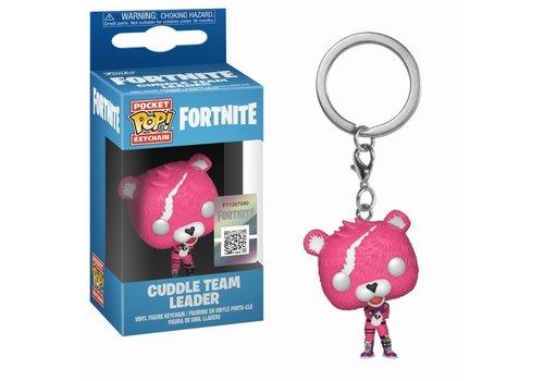 Fortnite Pocket POP Sleutelhanger Cuddle Team Leader 5 cm