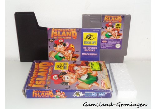 Adventure Island in the Pacific (Compleet, FRA)