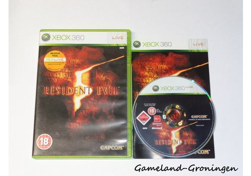 Resident Evil 5 (Complete)