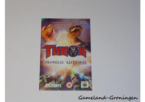 Turok Rage Wars (Manual, UKV)