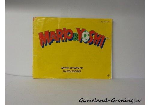 Mario & Yoshi (Handleiding, FAH)