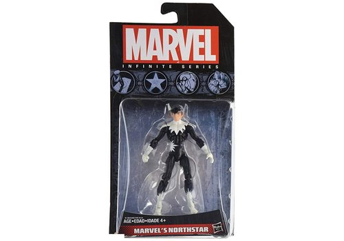 Marvel Infinity Series - Marvel's Northstar Action Figure 10 cm
