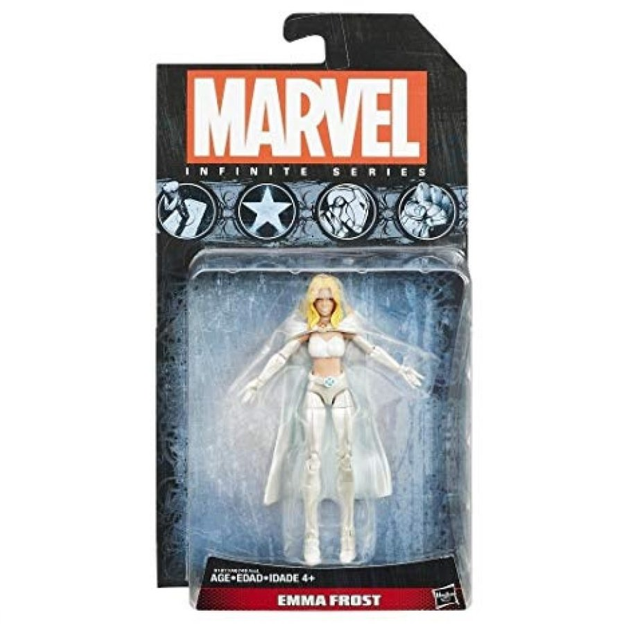 Marvel Infinity Series - Emma Frost Action Figure 10 cm (New)
