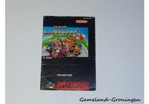 Super Mario Kart (Manual, NOE)