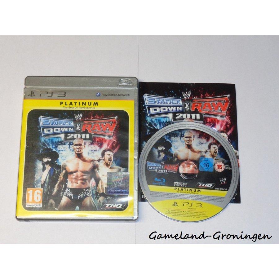WWE Smackdown vs Raw 2011 (Compleet, Platinum)