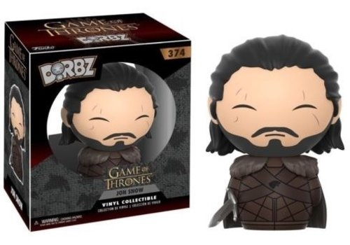 Game of Thrones Dorbz POP! Figure Jon Snow 7,5 cm