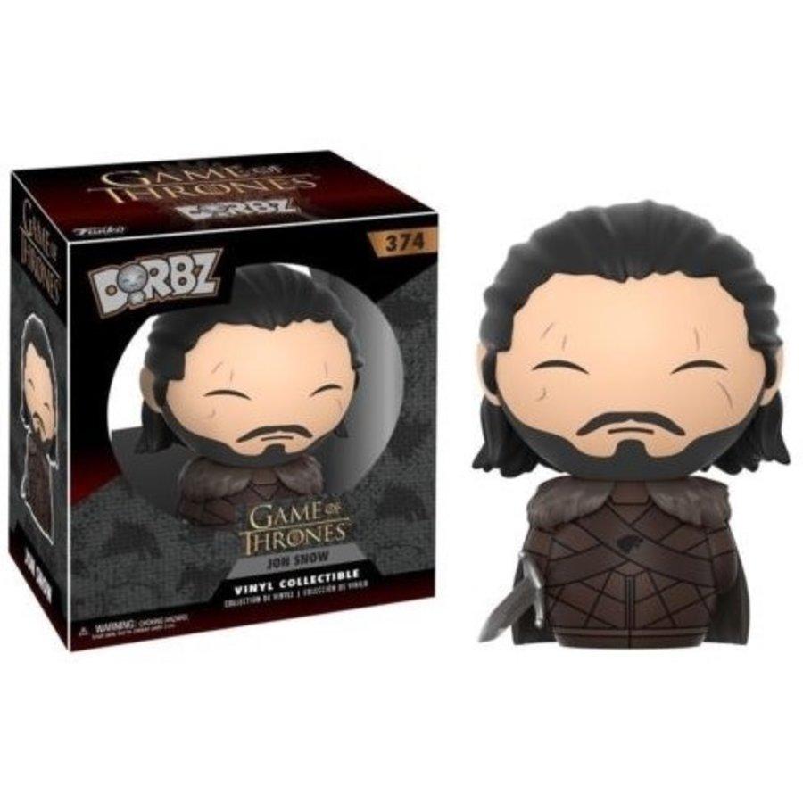 Game of Thrones Dorbz POP! Figure Jon Snow 7,5 cm (Nieuw)