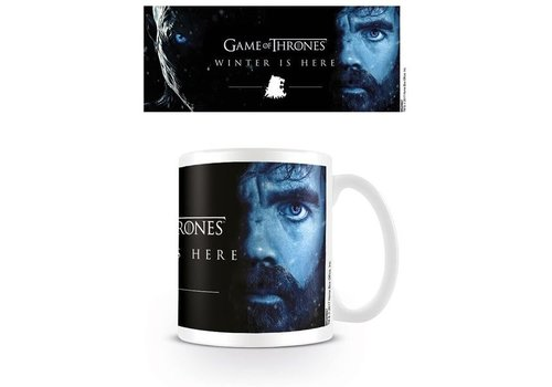 Game of Thrones - Winter is Here - Tyrion Mug